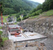 přehrada Šance - rekonstrukce červen 2016 - IMG_1679