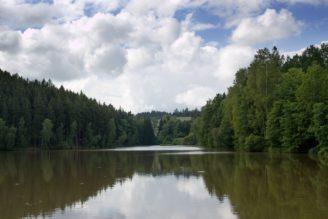 rybníky Lanškroun - Sluneční rybník - IMG_2079