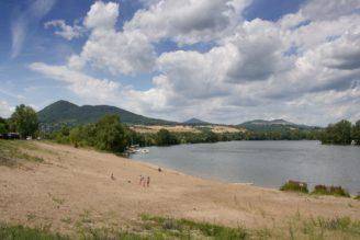 Žernoseky jezero - kemp - IMG_3045