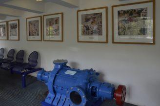 Lada Muzeum pražského vodárenství