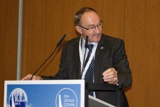 prezident ICOLD Anton Schleiss - IMG_3137
