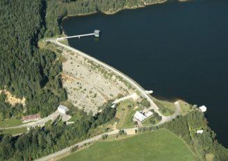 přehrada vodní dílo Boskovice - PMO