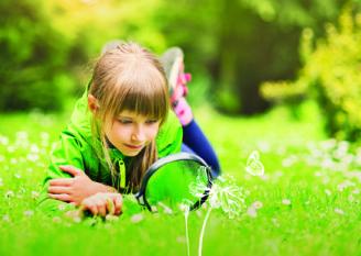 poznávání rostlin Veolia Pl@ntNet