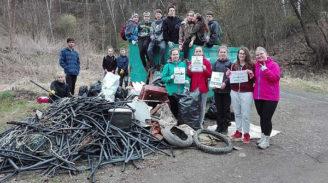 Ekosmák Ukliďme česko
