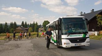 NP Šumava Zelený autobus