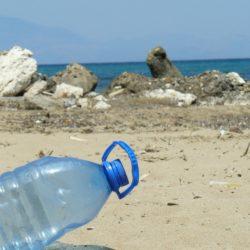 plast pet moře