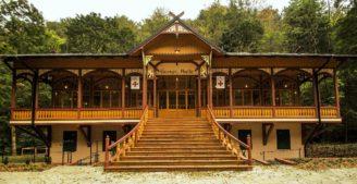Dřevěná stavba roku - Nadace dřevo pro život