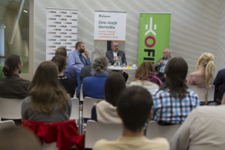 EKOFILM 2016 - diskuse Moldán