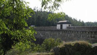 Jevišovice přehrada Povodí Moravy