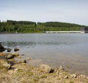 Josefův důl vodní nádrž přehrada - IMG_4331
