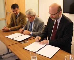 SOVAK a CzWA podpis memoranda