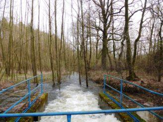 SmVaK III. větev K12 Ostravský oblastní vodovod