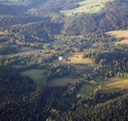 les z výšky balón