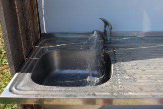 voda dřez odpad odpadní vody - IMG_8118