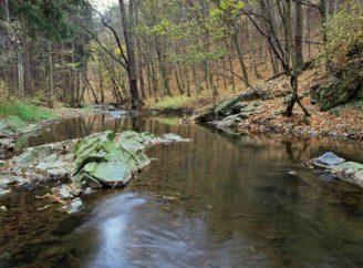 obálka Krajina a voda