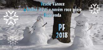 Naše voda 21 021 - PF 2018