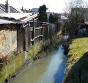 Svitavy lokalita před protipovodňovou ochranou