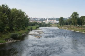 Trója - Vltava