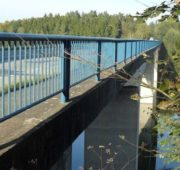 most přes želivku želivka Benešovský deník