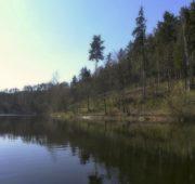 Hracholusky přehrada