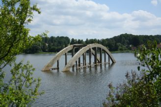 Most přehrada Jesenice - IMG_4769