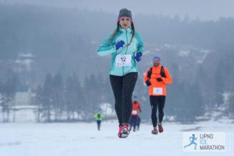 Lipno Ice maraton