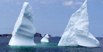 ledovec oceán Shutterstock