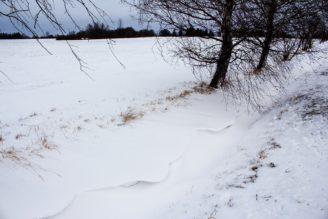 sníh závěj - IMG_0724