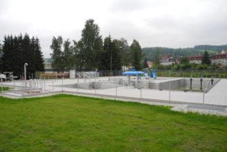Areál vodních sportů Vimperk