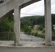 most Nové Heřminovy