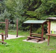 rekreační les Jan Řezáč