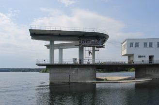 vodní nádrž Švihov