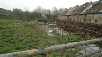 ČIŽP kravín hnůj kontaminace