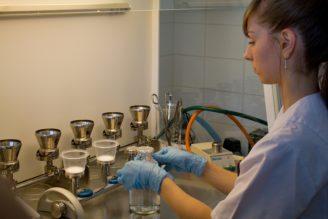 laboratoř kontroly vody PVK - IMG_6514