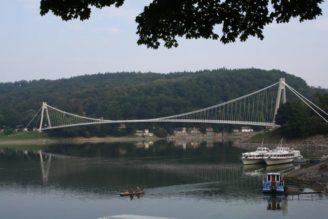 most přehrada Vranov