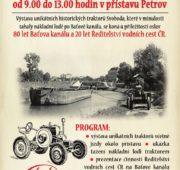 ŘVC Petrov pozvánka 20 let Baťův kanál