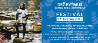 Festival Drž rytmus Posázaví 2018