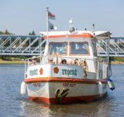 Vyhlídková loď Vltava