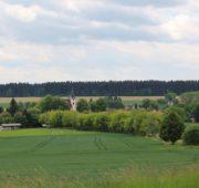 krajina obec kostel - IMG_7834