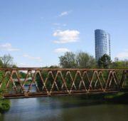 řeka Morava Olomouc