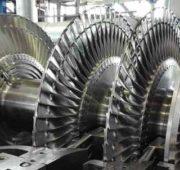 Zkusebni turbína Doosan Škoda Power